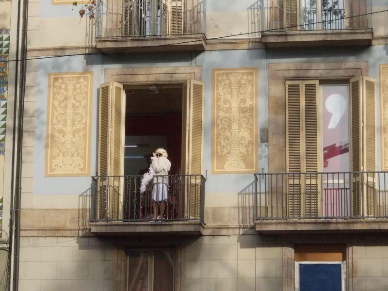 The erotic museum, La Rambla. - Barcelona