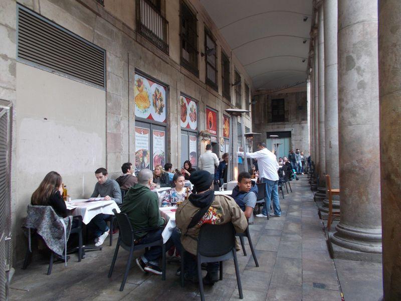 Mercat de Sants Josep - Bars - Barcelona