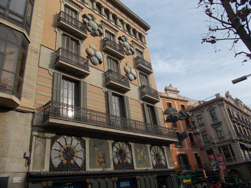 La Casa Bruno Cuadros - Barcelona
