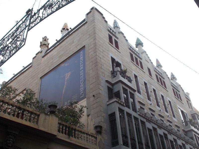 Palau Güell. - Barcelona