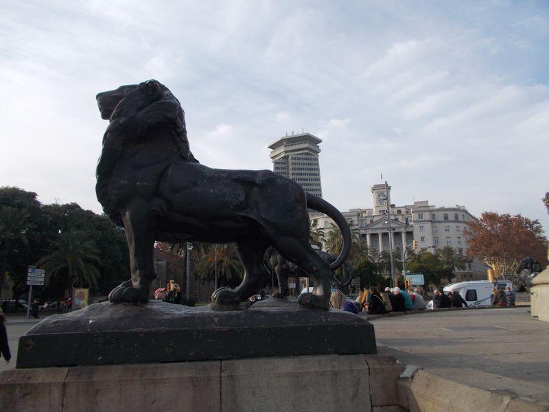 The Columbus Monument. - Barcelona