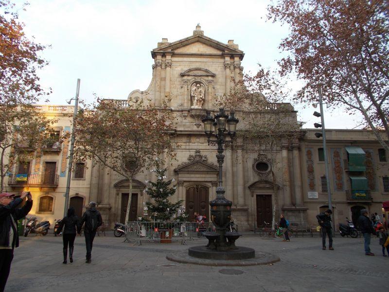 Sant Miquel del Port. - Barcelona