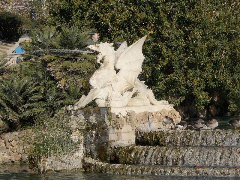 The Ciutadella