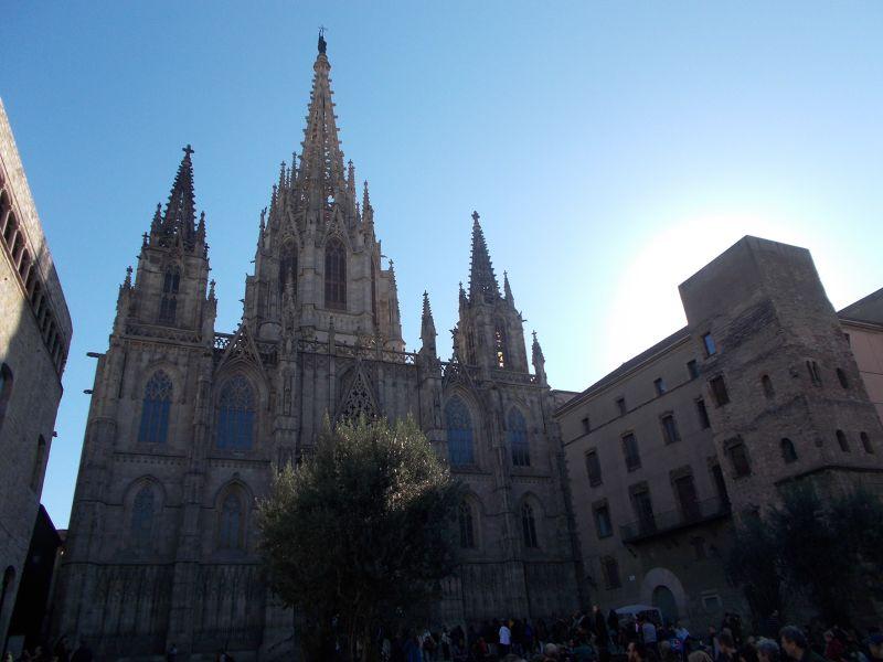 Barcelona Cathedral. - Barcelona