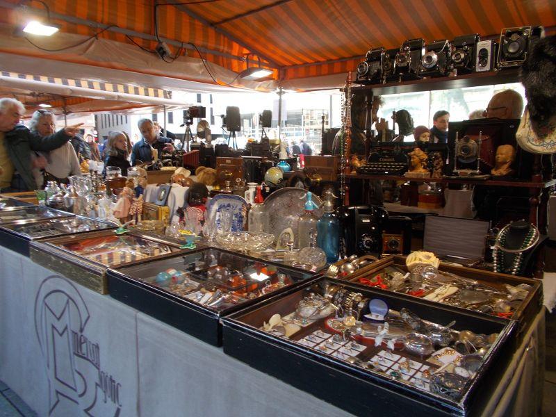 Flea Market - Barcelona