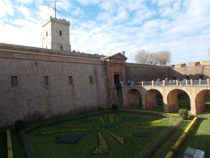 Montjuic Castle - Barcelona