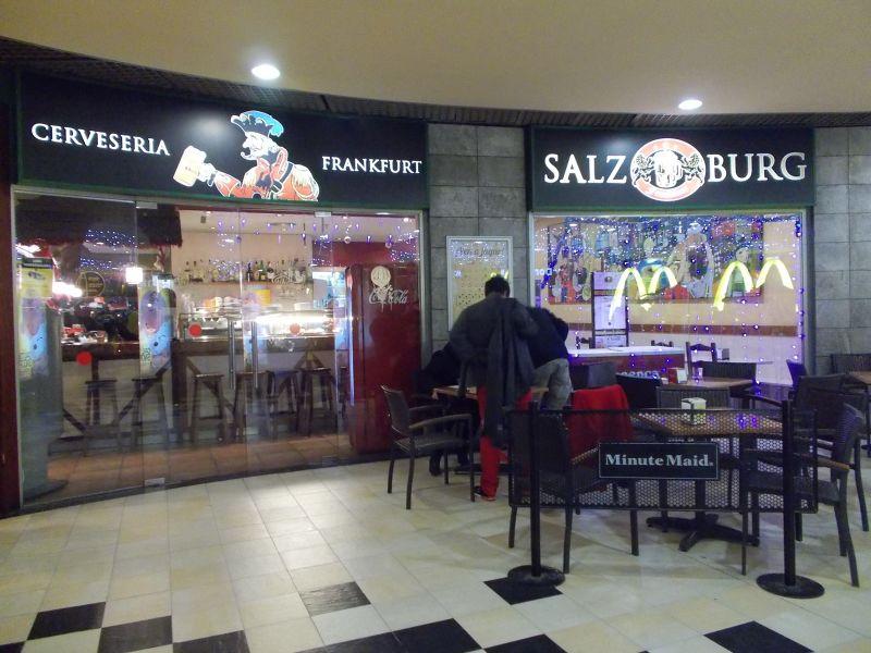Salzburg Restaurant - Barcelona