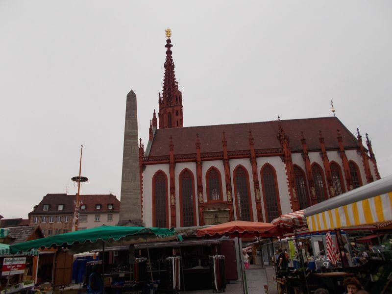 The Marienkapelle - Würzburg