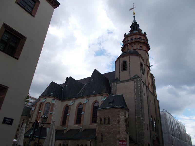 St Nicholaus Church - Leipzig