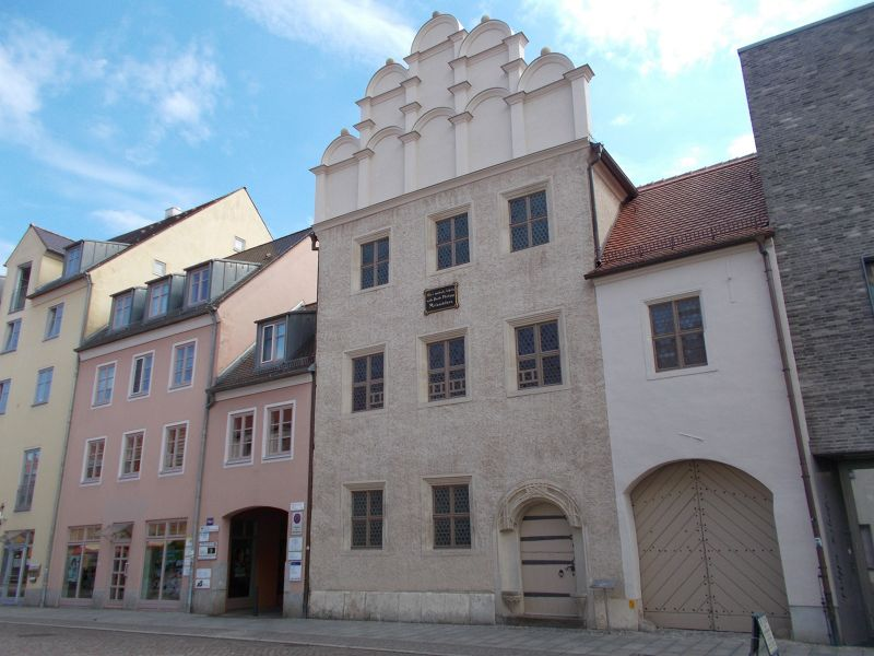 The Melanchthon house. - Wittenberg
