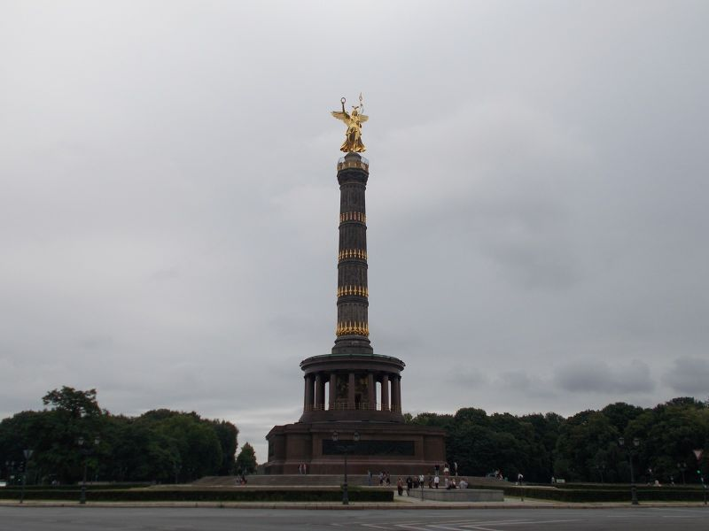 The Victory Column - Berlin