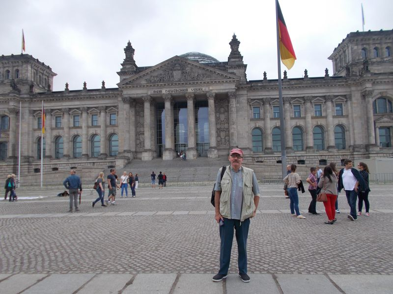The Reichstag. - Berlin