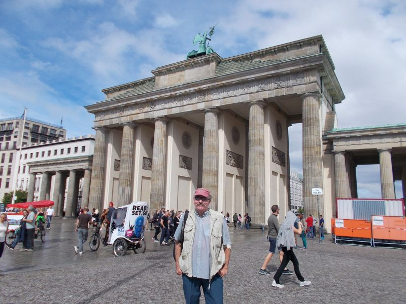 The Brandenburg Tor. - Berlin