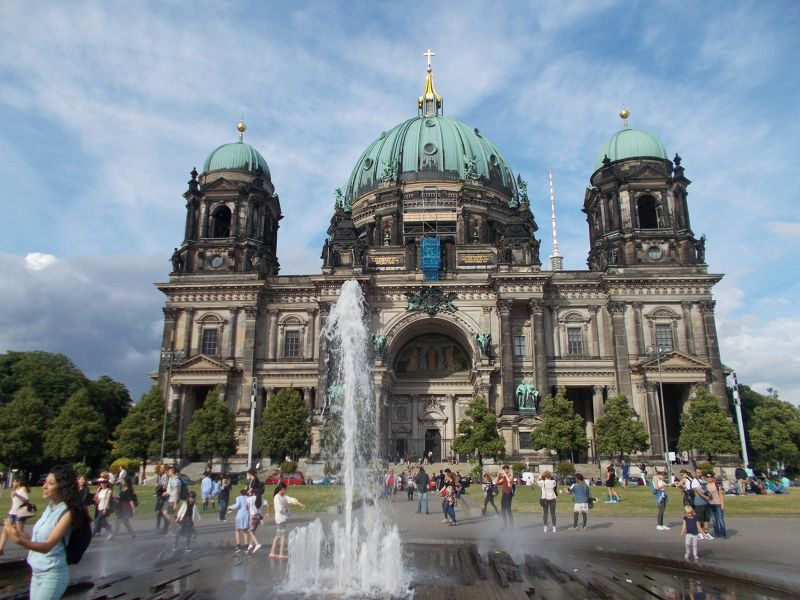 Berlin Cathedral. - Berlin