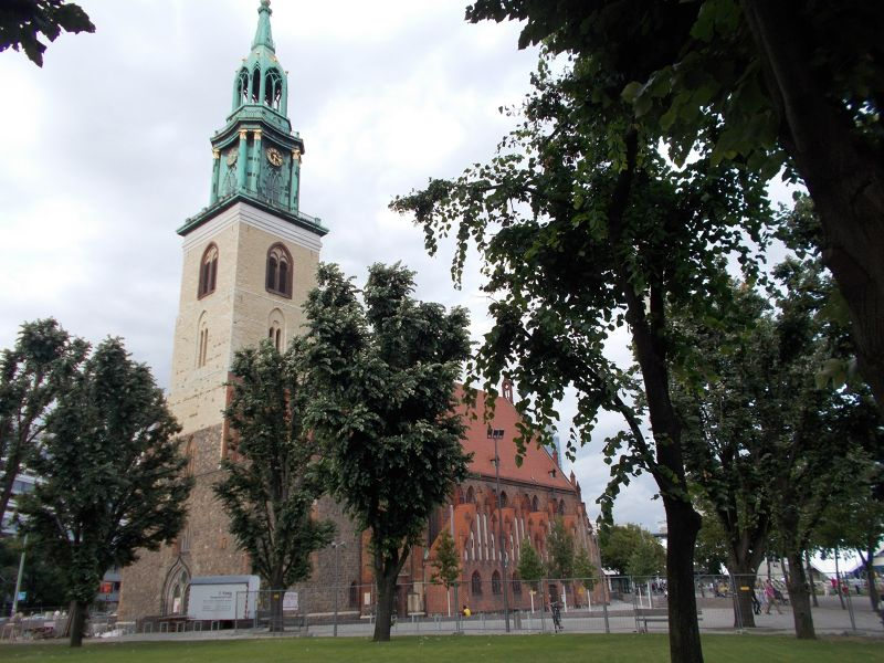 St Mary's Church - Berlin