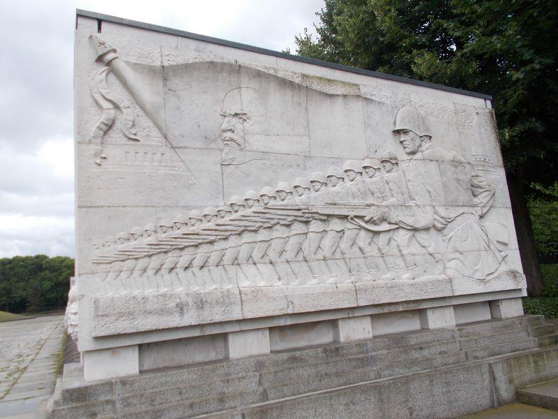 Stone sarcophagus. - Berlin