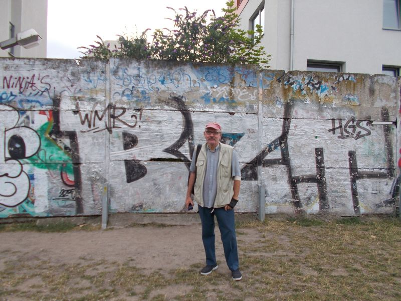 The Berlin Wall. - Berlin