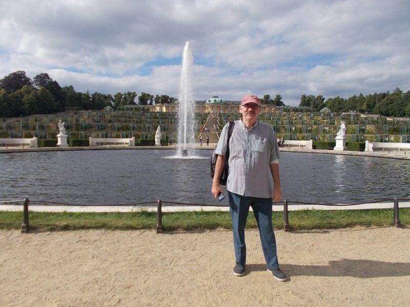 Sanssouci Palace. - Berlin