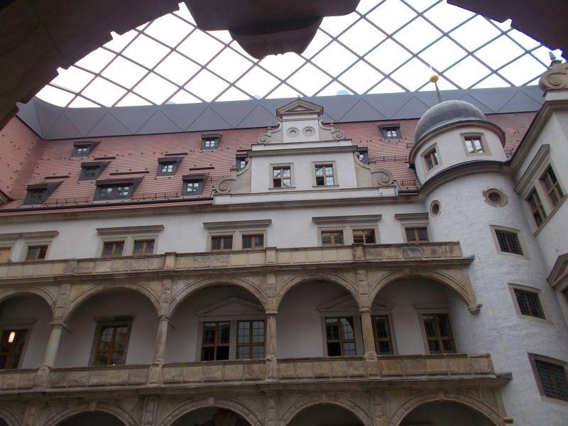 The Residenzschloss. - Dresden