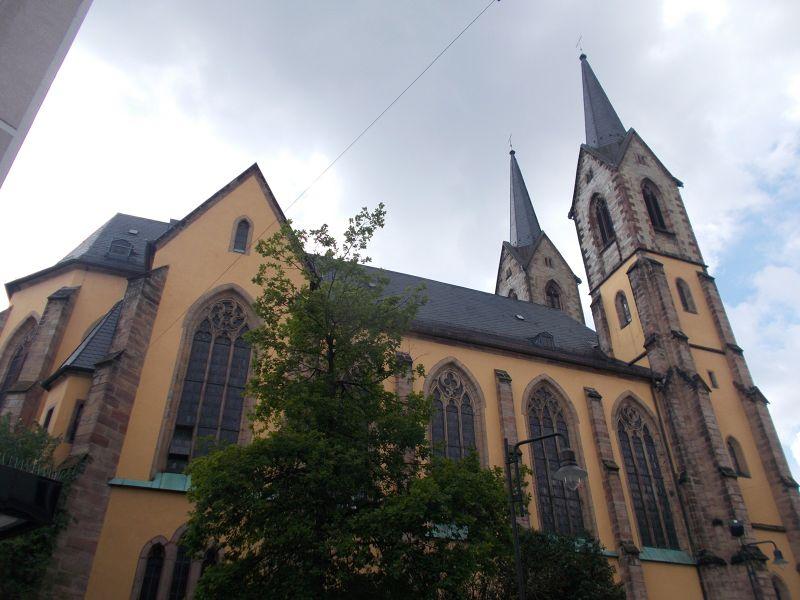 St Mary's Church - Hof