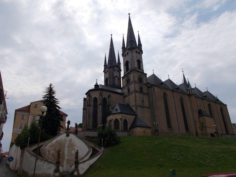 Saint Nicholas Church. - Cheb
