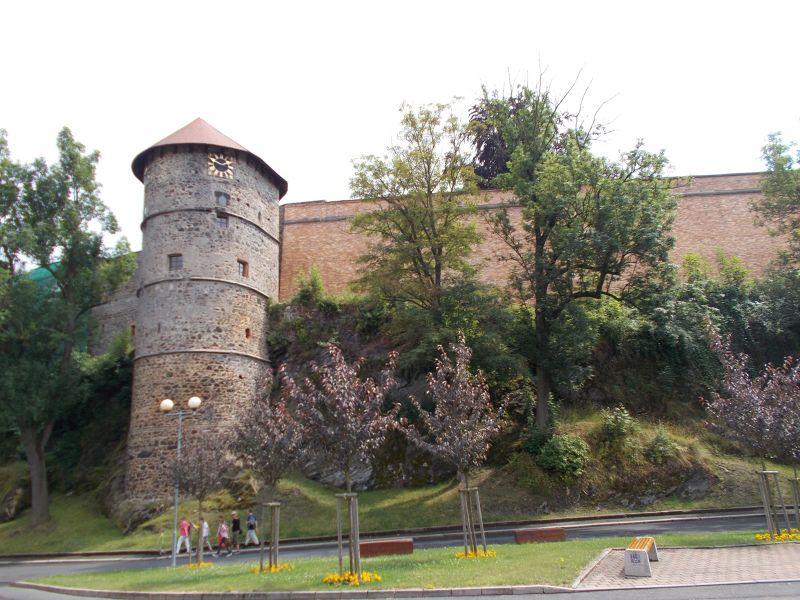 Cheb Castle.