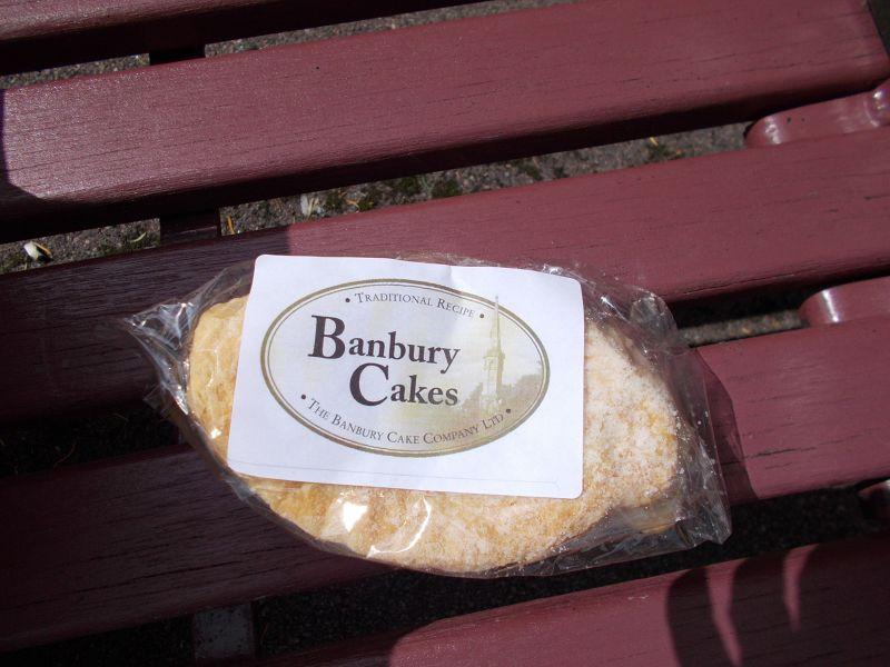 Banbury Cakes. - Banbury