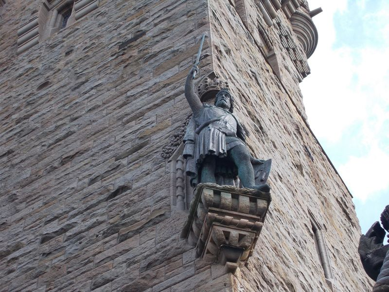 William Wallace. - Stirling