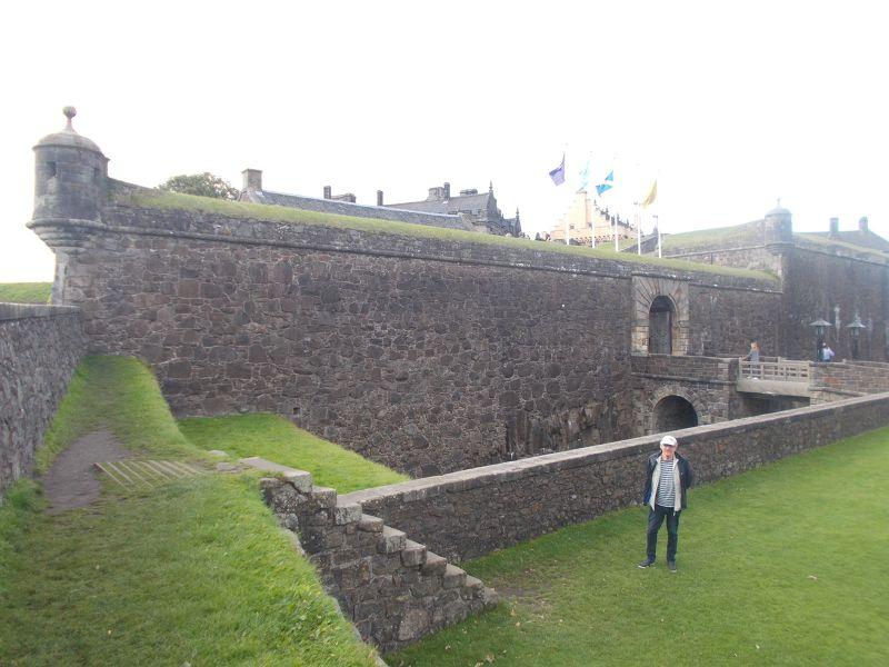 Stirling Castle. - Stirling