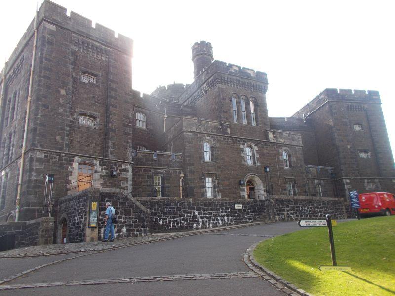 Stirling Jail. - Stirling