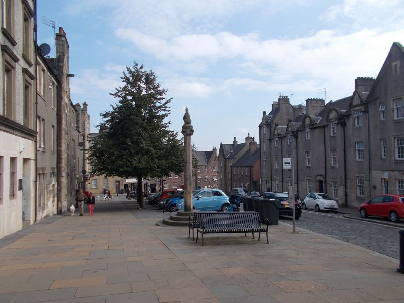 The marketplace. - Stirling