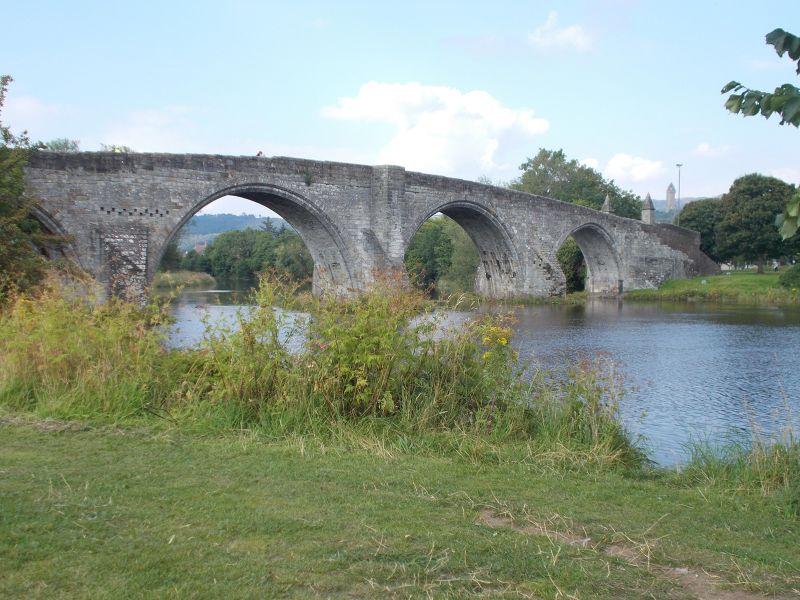 Stirling Old Bridge - Stirling