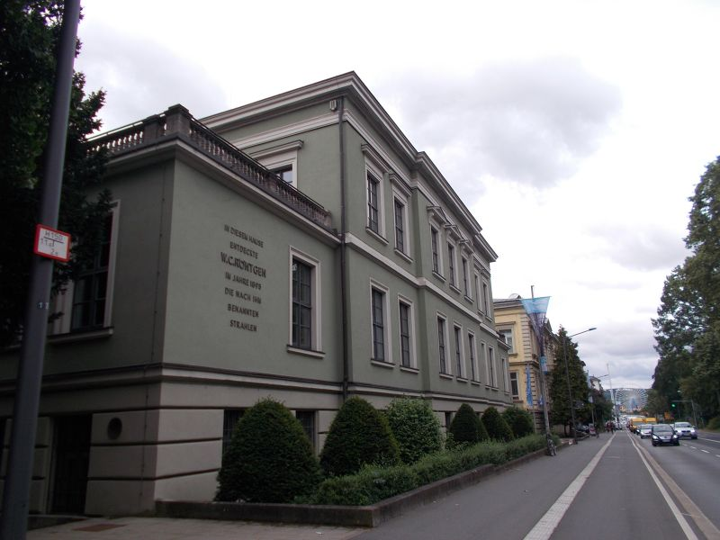 The Röntgen Memorial Site - Würzburg