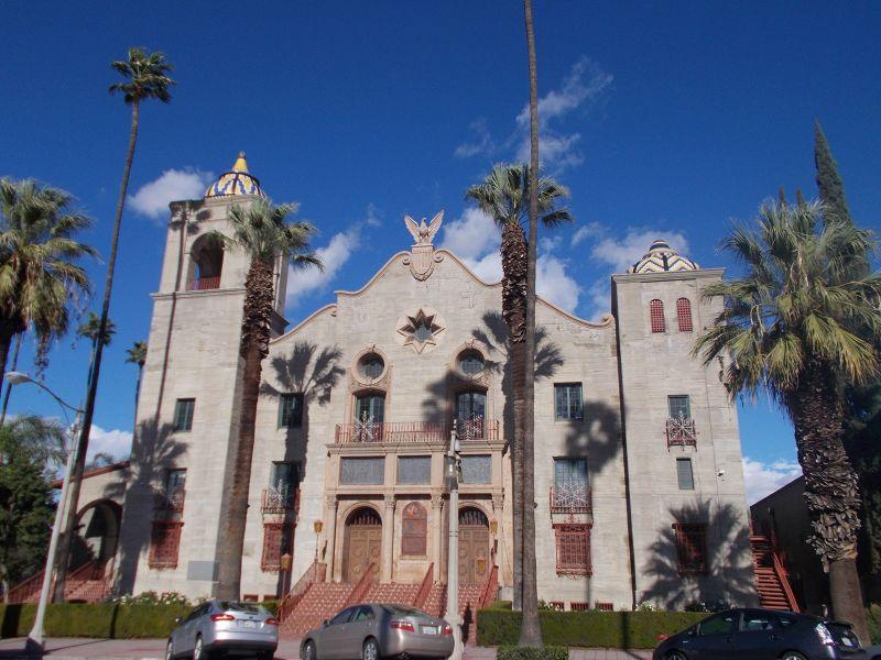 Churches - Riverside