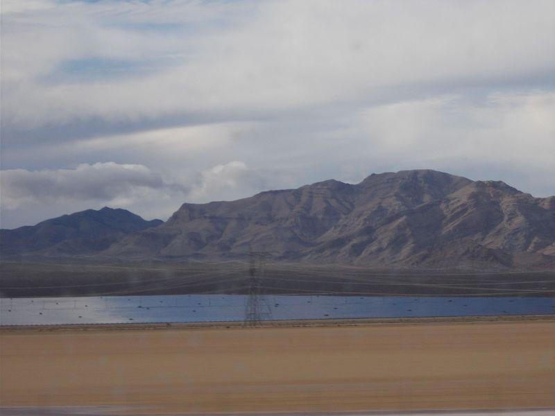 Scenery on route - Riverside