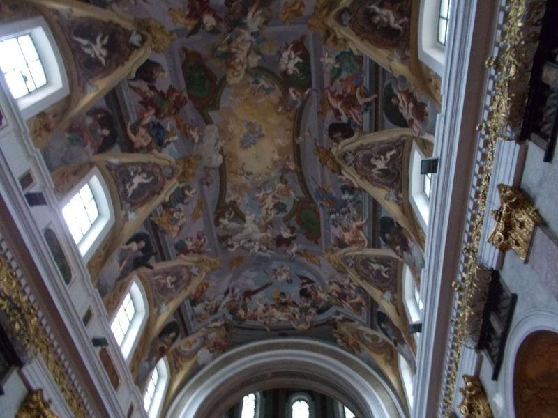 The Cathedral of St Nicholas - Ljubljana