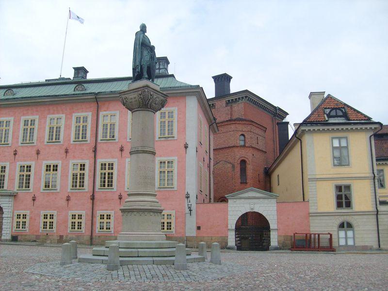 Birger Jarls Torg, Riddarholmen. - Stockholm