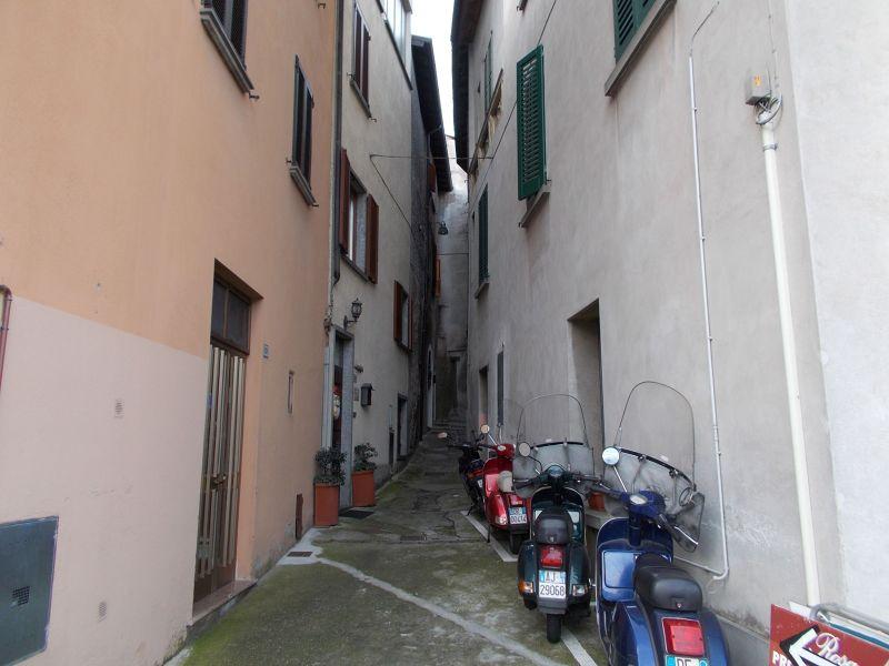 Peschiera Maraglio - Steep, Narrow Streets.