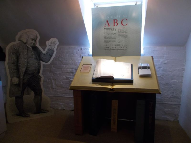 The Birthplace of Samuel Johnson - Lichfield