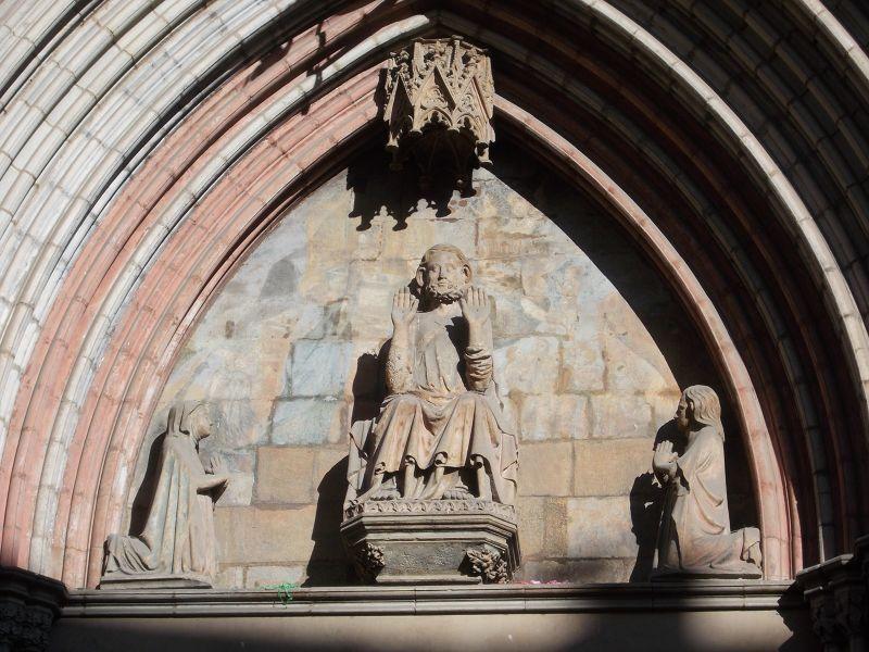 The Basilica of Santa Maria del Mar - Barcelona