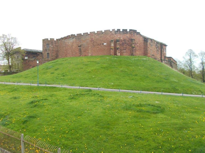 Chester Castle.