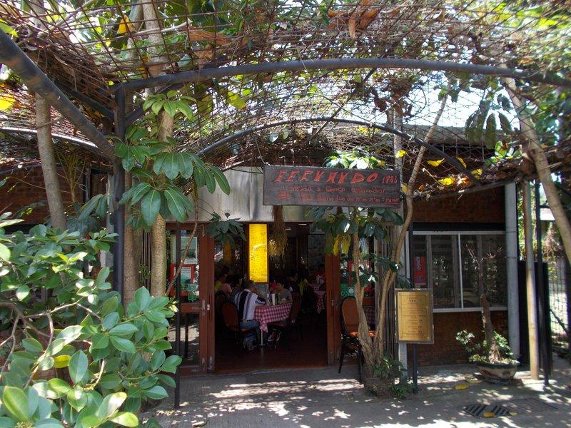 Fernando's Restaurant.