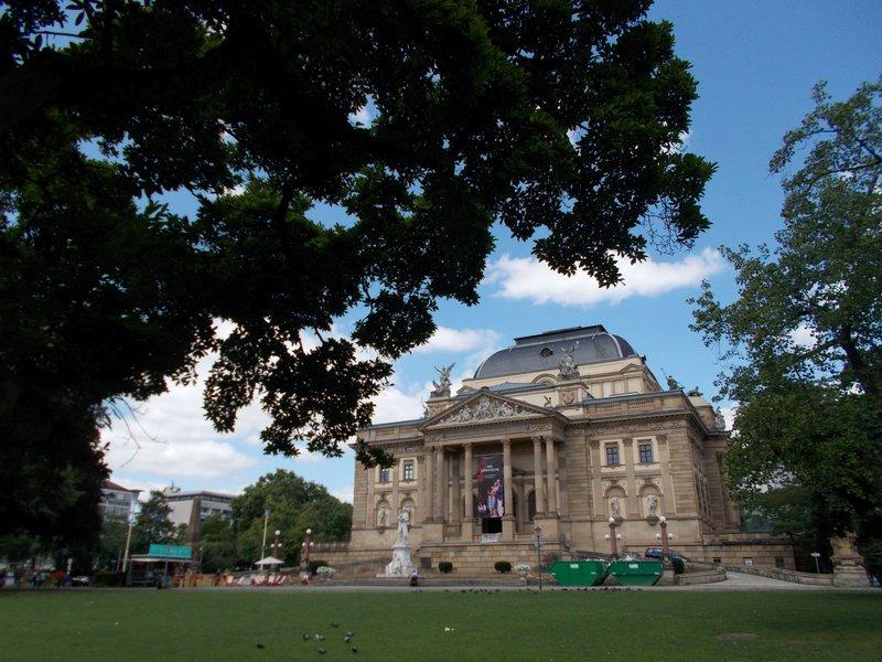 The State Theatre.