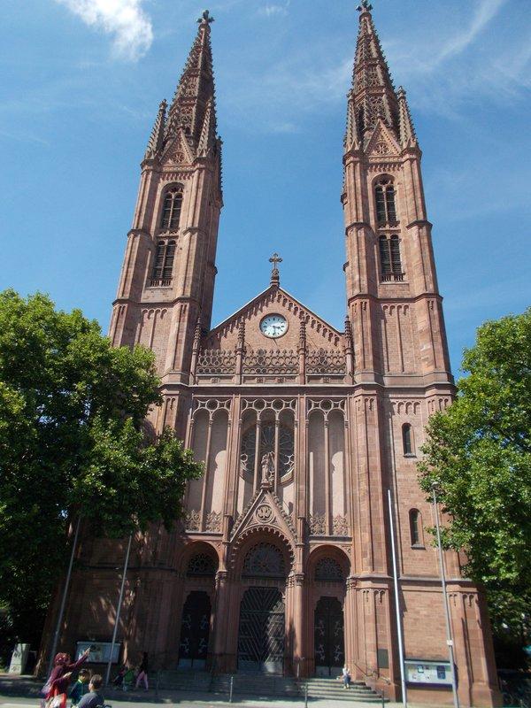 St. Boniface Church.
