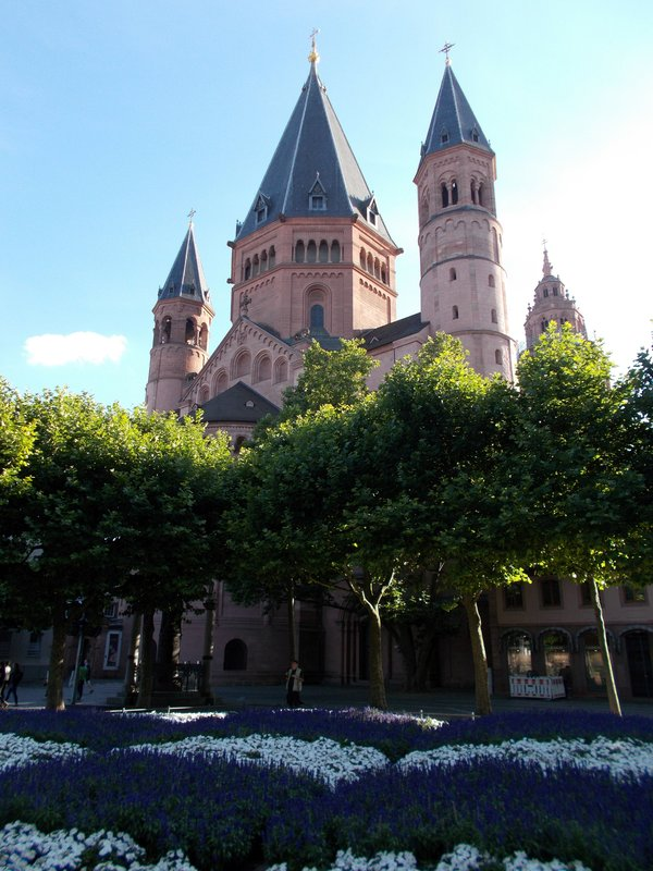 Mainz Cathedral.