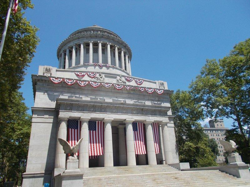 Grant's Tomb.