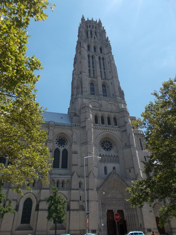 Riverside Church.