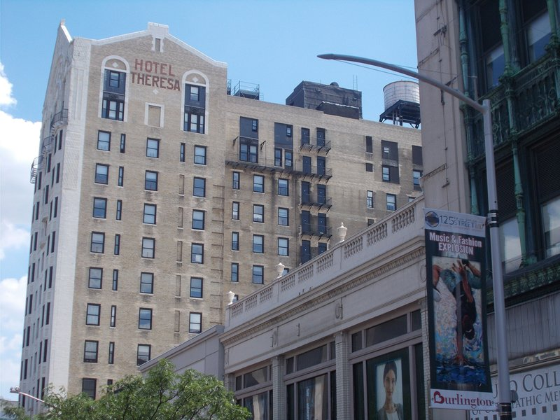 Hotel Theresa.