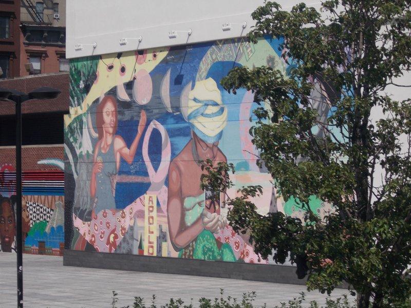 Mural, Harlem