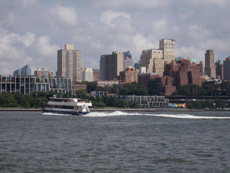 Looking towards Brooklyn.